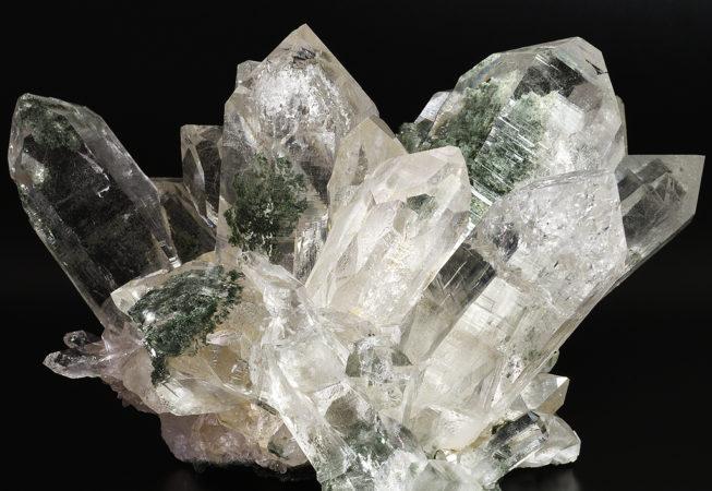 ヒマラヤ マニハール産 水晶クラスター-2910g_9